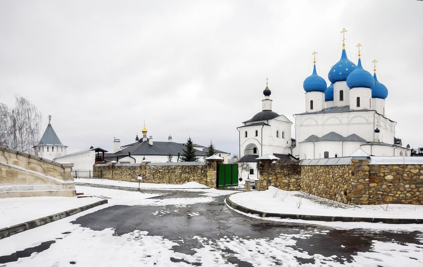 картинки о высоцком монастыре домашней