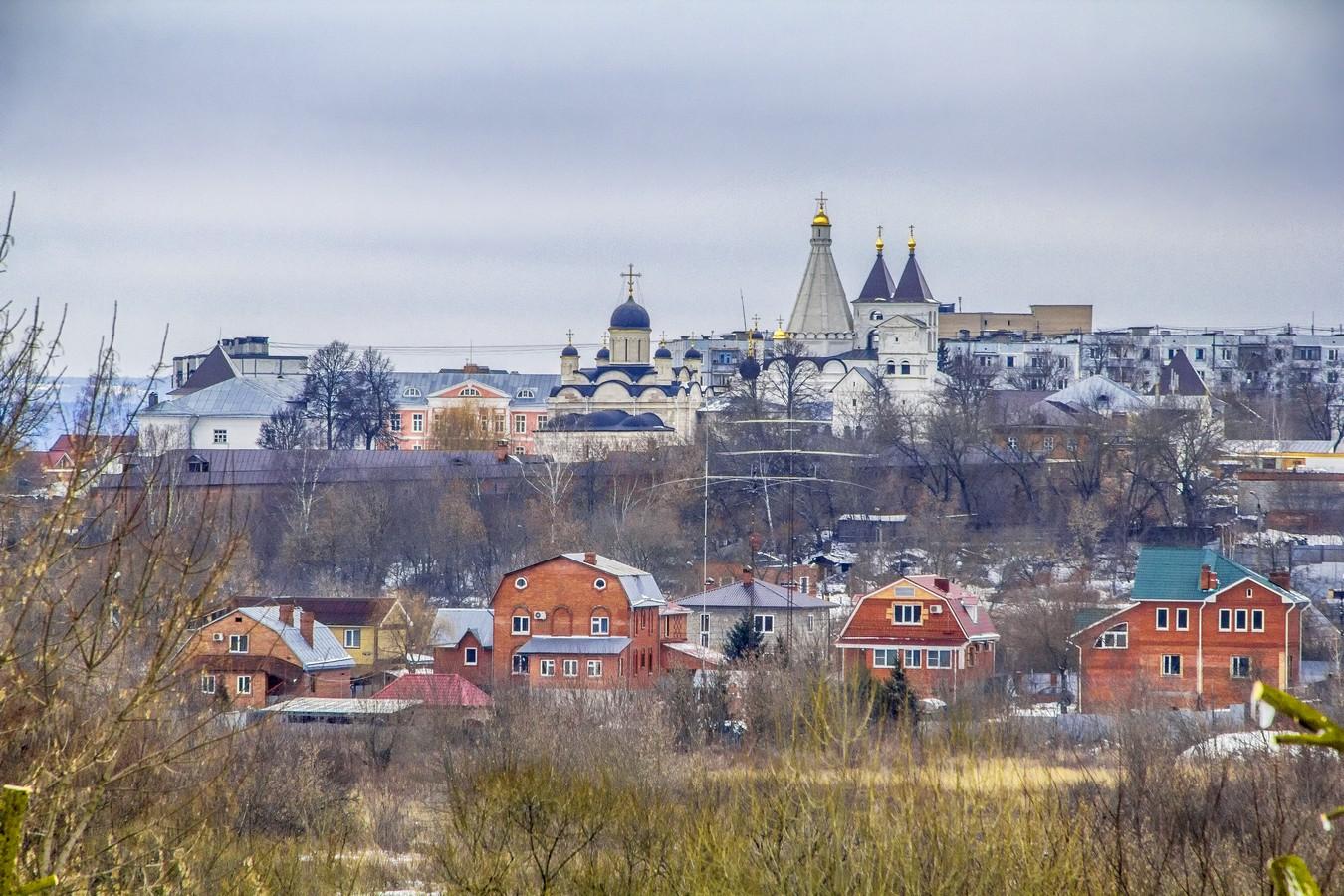 женский монастырь в серпухове фото описание чечне мина применялась