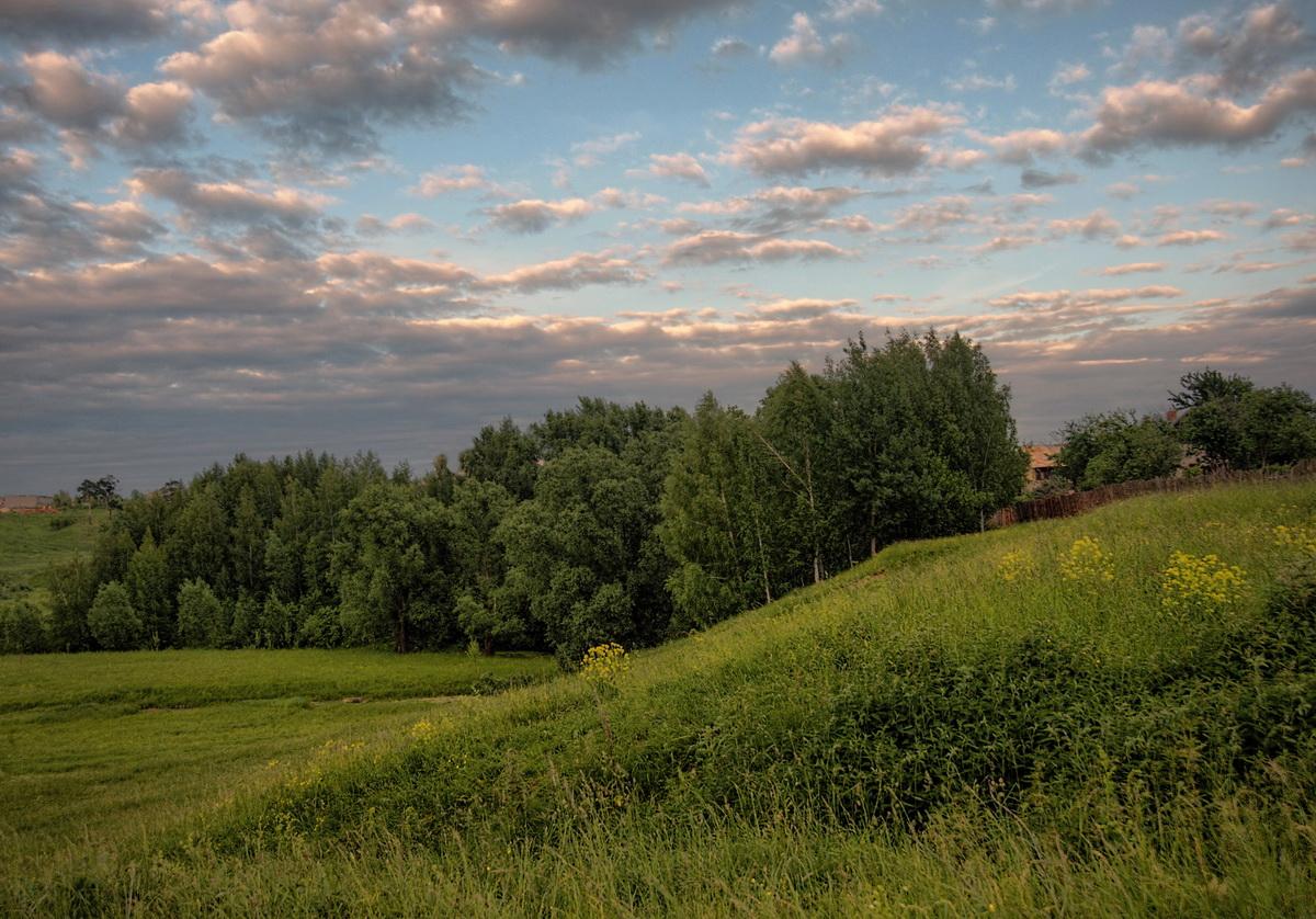 Картинки о природе средней полосы россии