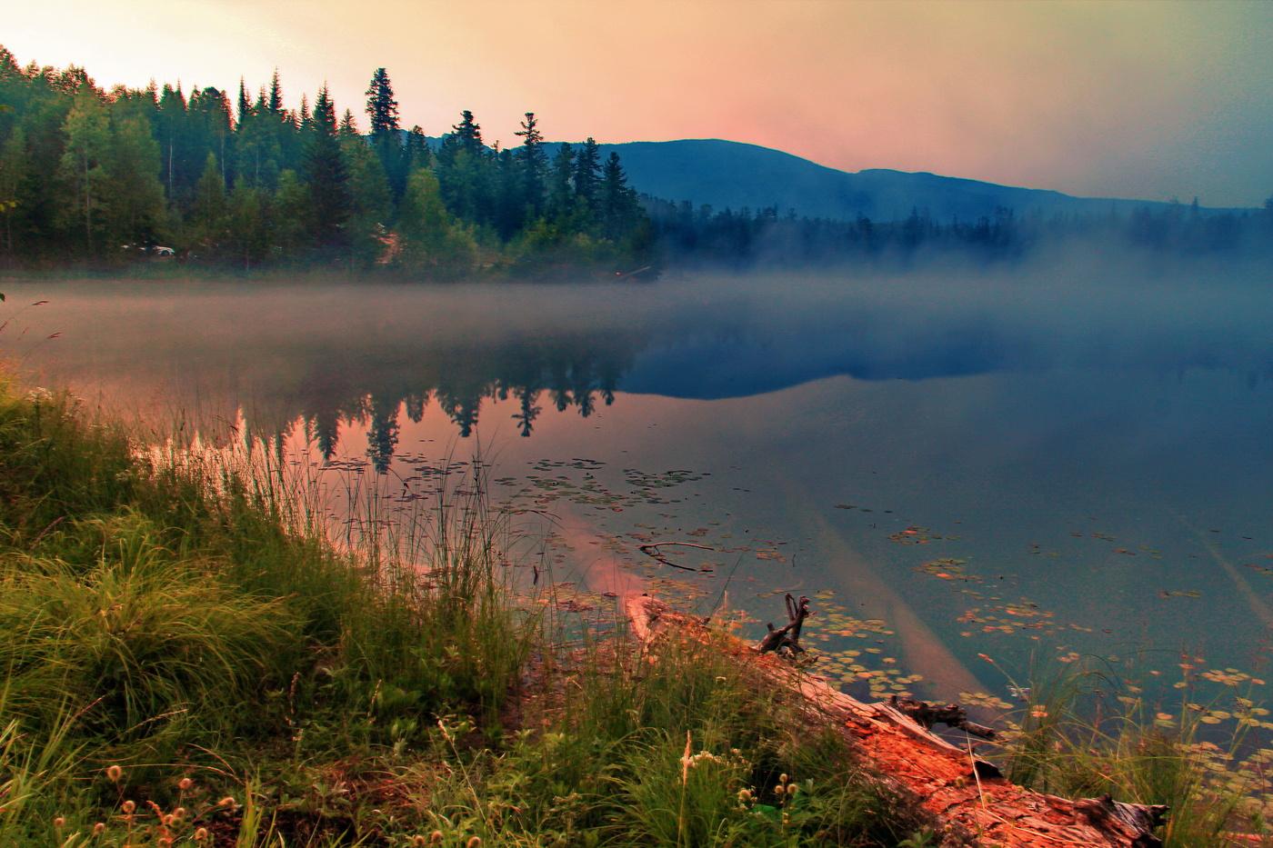 Природа иркутской области фото
