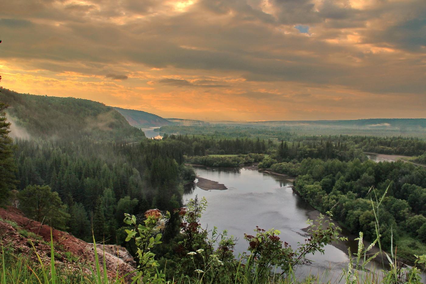 Природа иркутской области в картинках