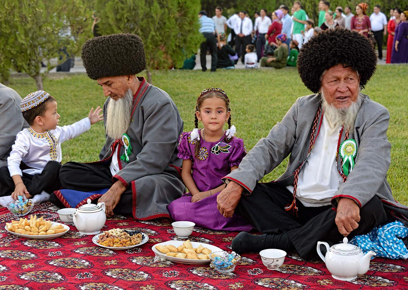 эту люди туркмены фото том, как российские