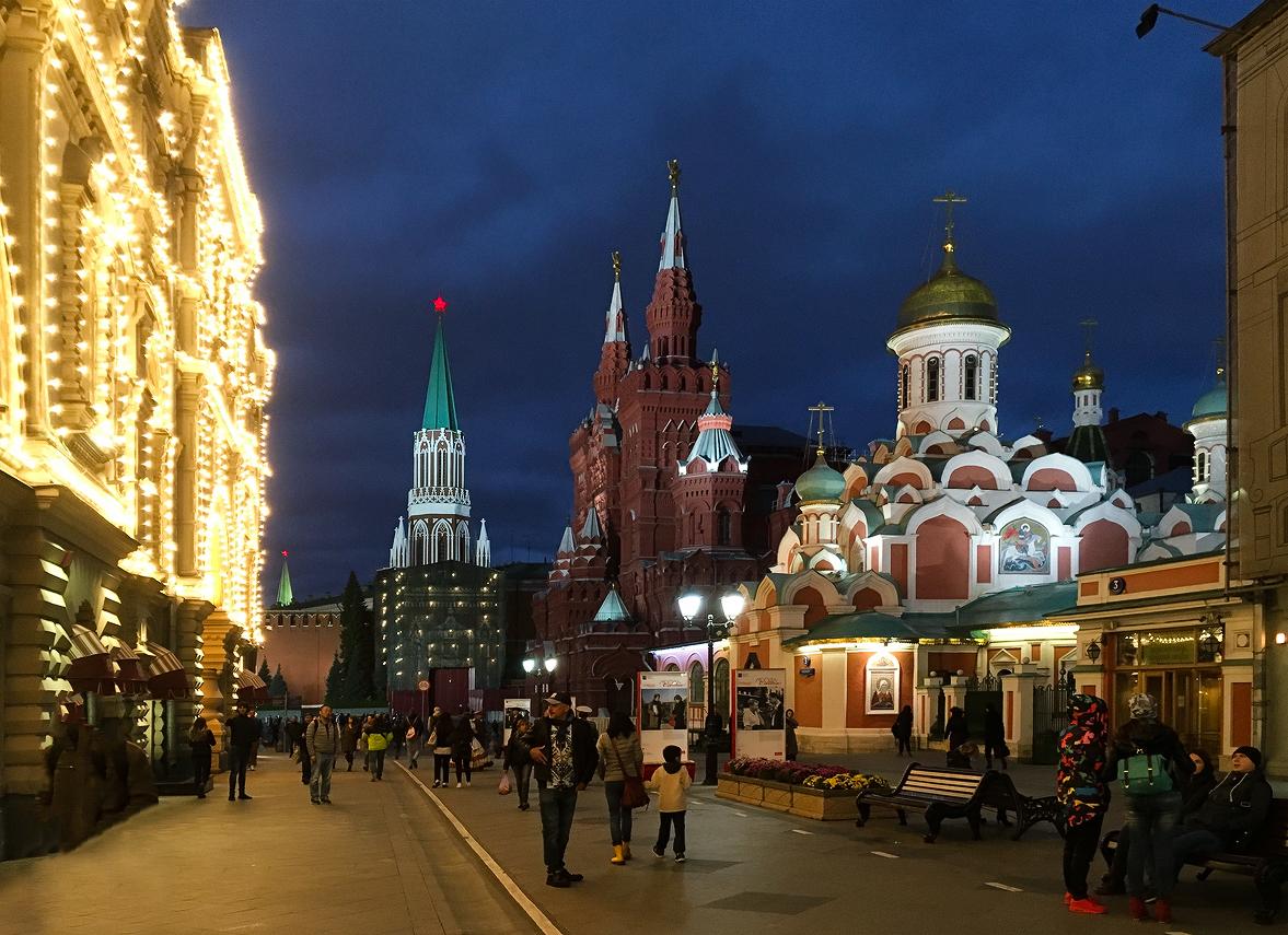улицы москвы с фотографиями парадная повседневная отличается