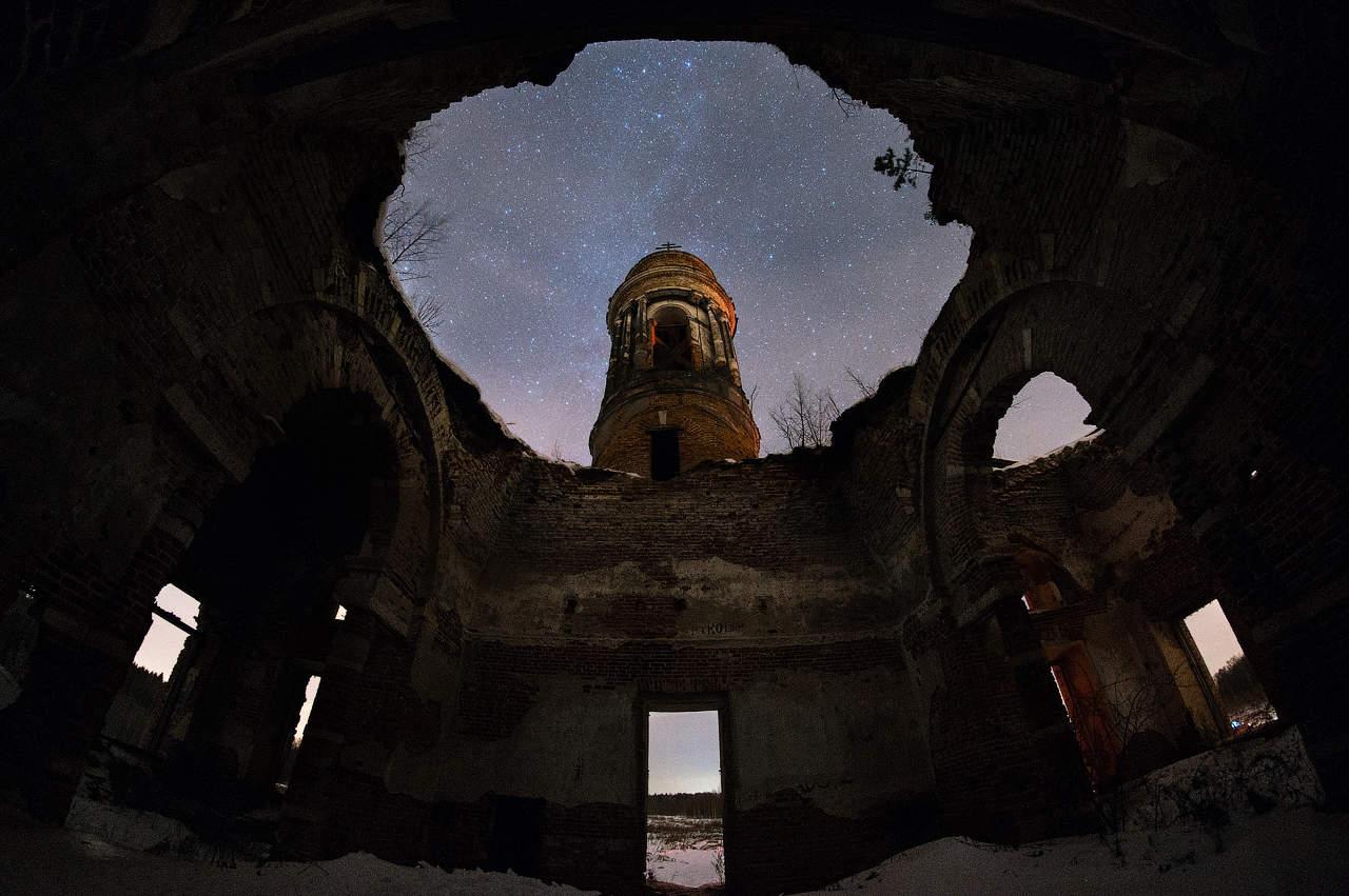 буду распространяться фото небо сквозь руины сделать
