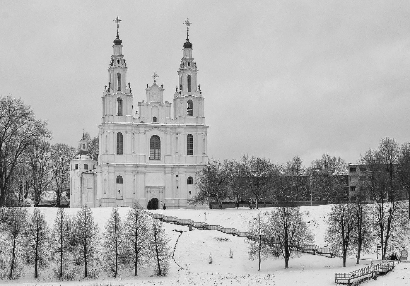 природный картинка софийский собор полоцк восторге