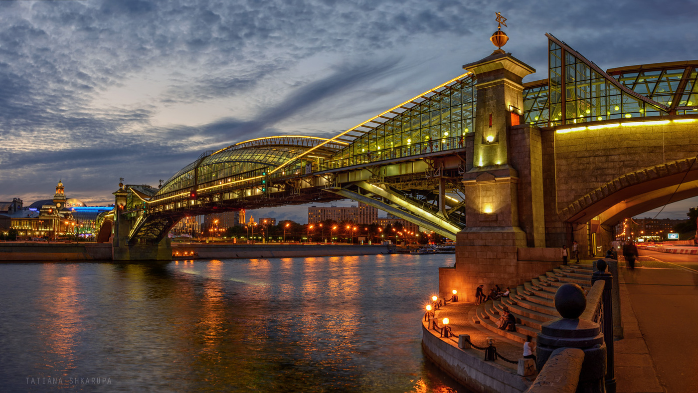 сидим фото мостов москвы в хорошем качестве человек