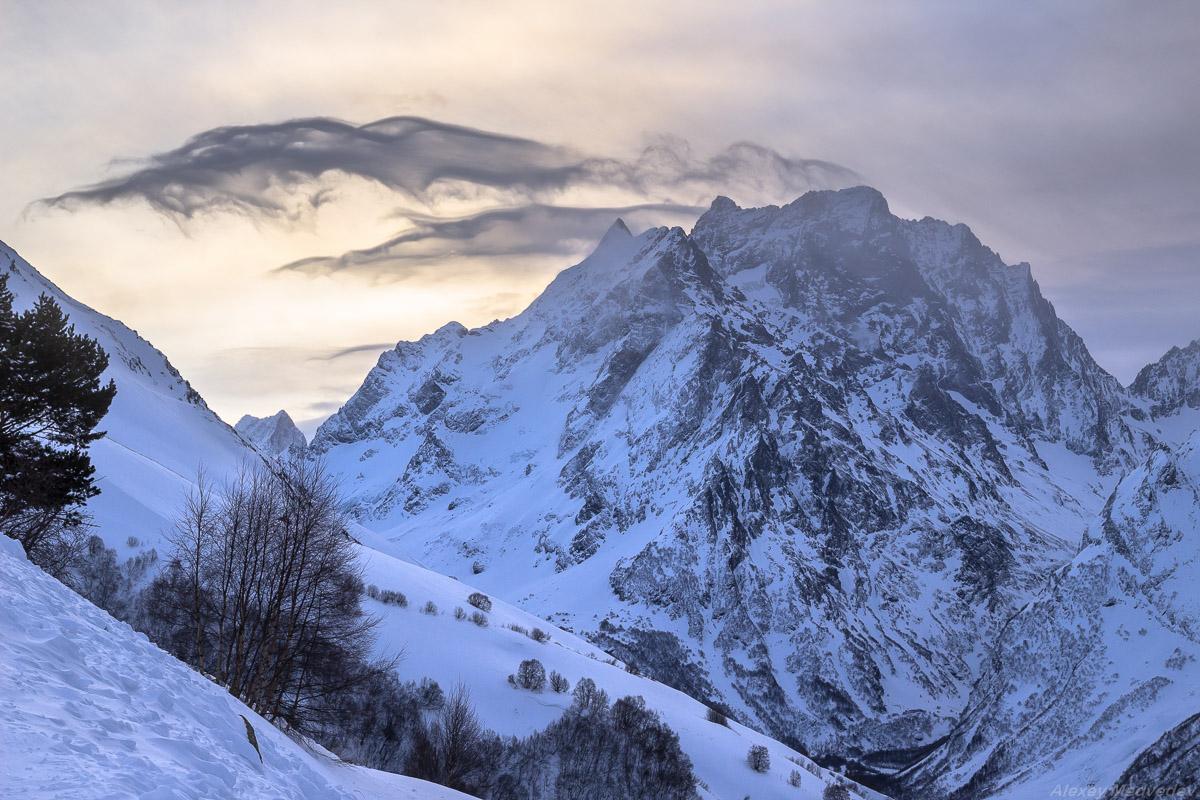 картинки горы красивые домбай подберём для