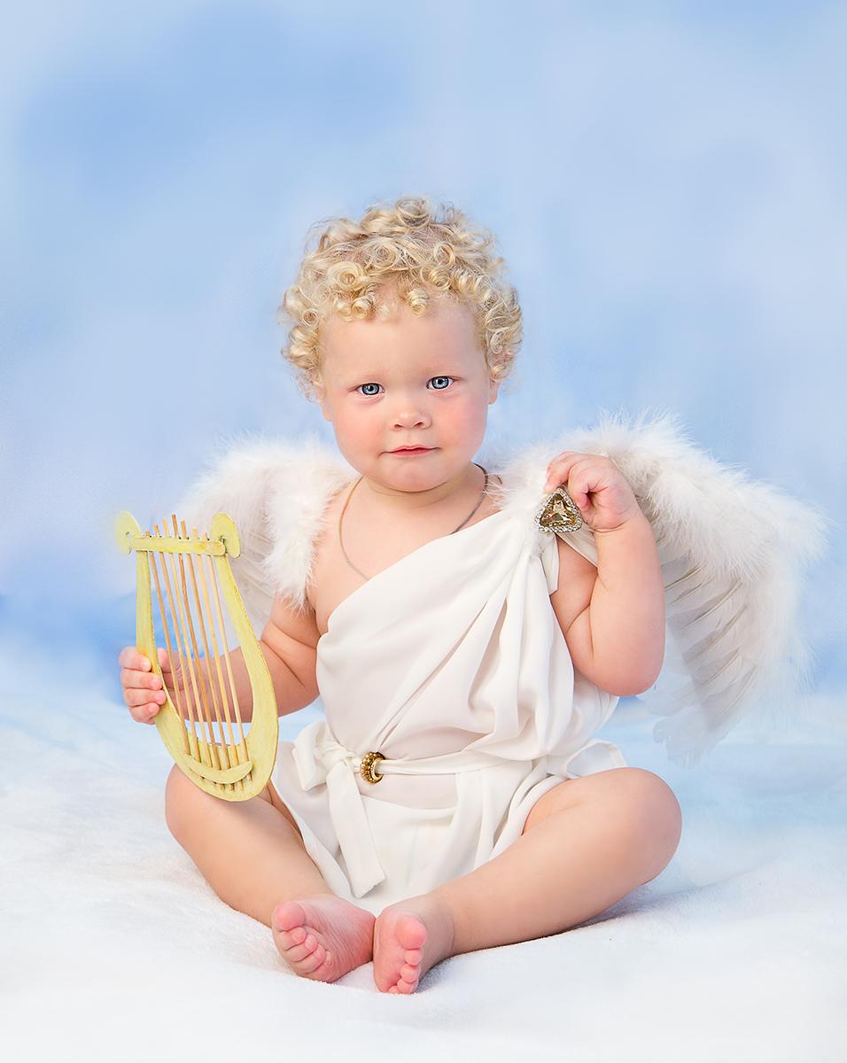 Красивые картинки детки ангелочки