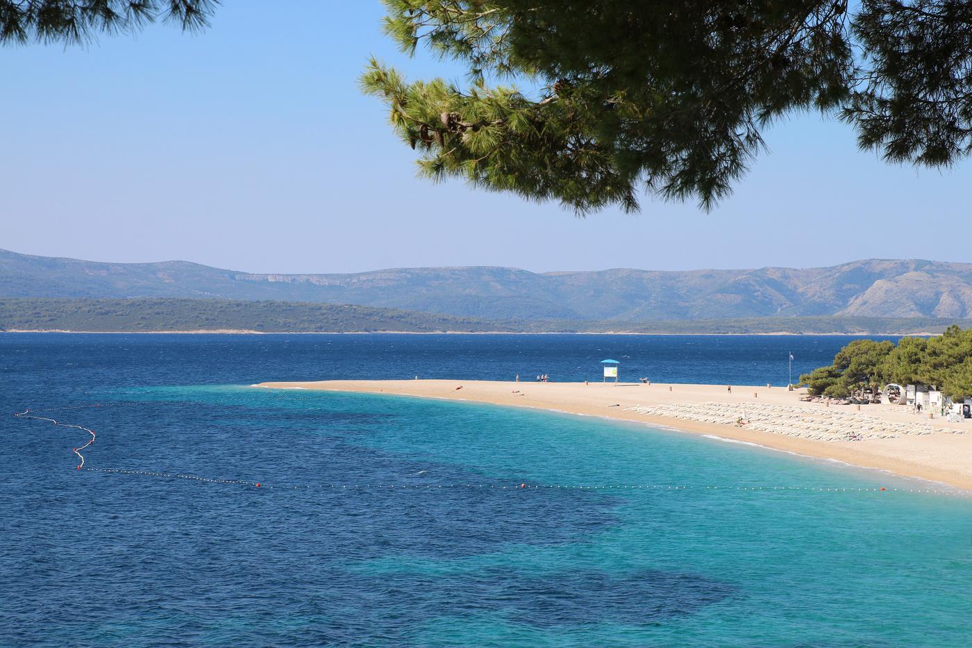 фоторамка пляж золотой рог в хорватии фото нас получилось изменить