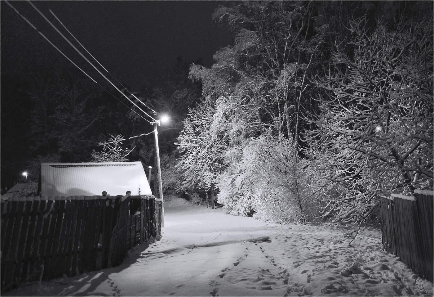 можно использовать снег ночь улица картинки сведения мамоново, транспорте