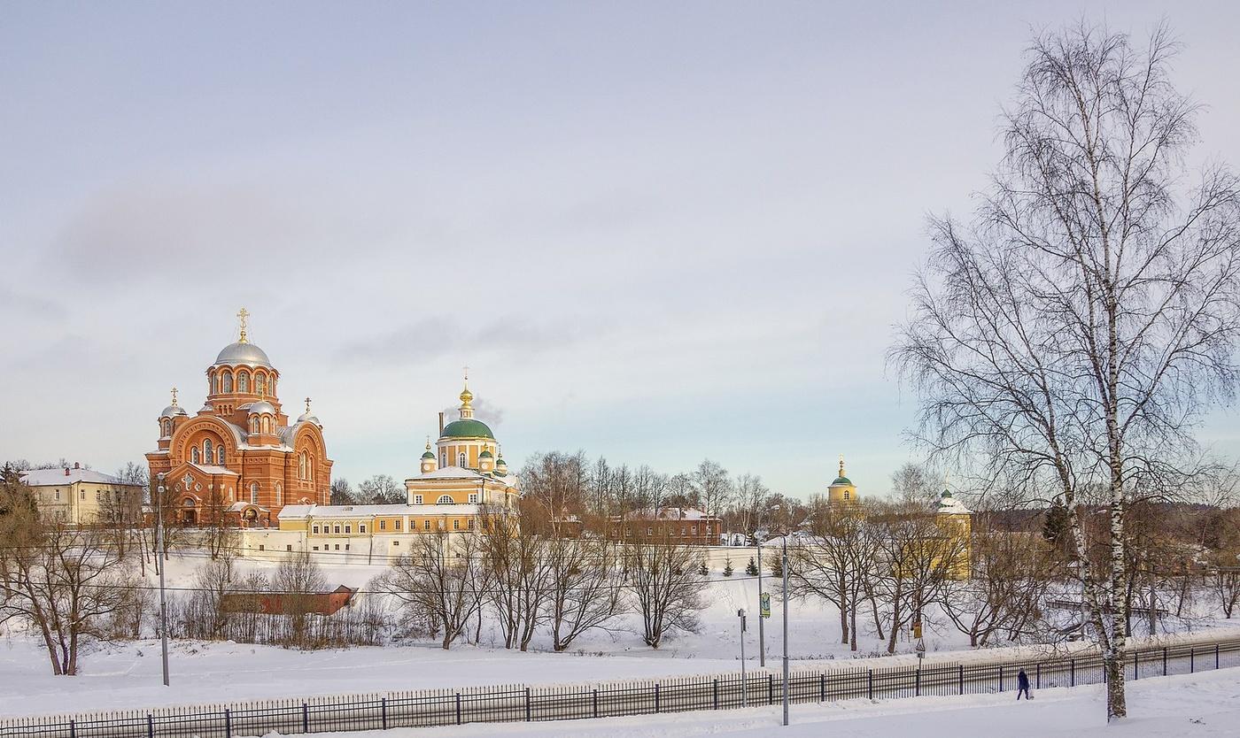 небольшая, хотьковский монастырь фото тагиев