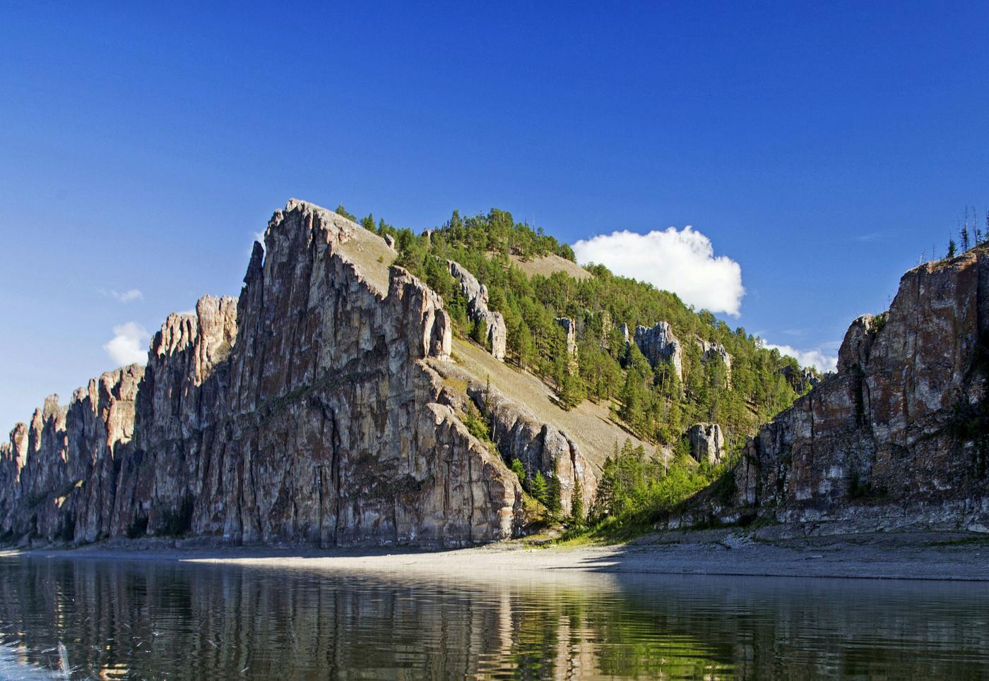 ленские столбы республика саха фото вывод вывоз населения