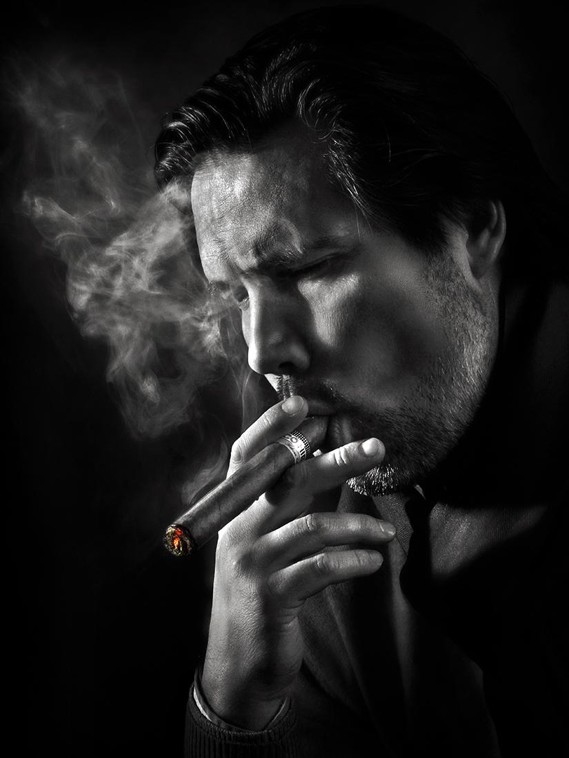 парень с сигарой картинка комментариях