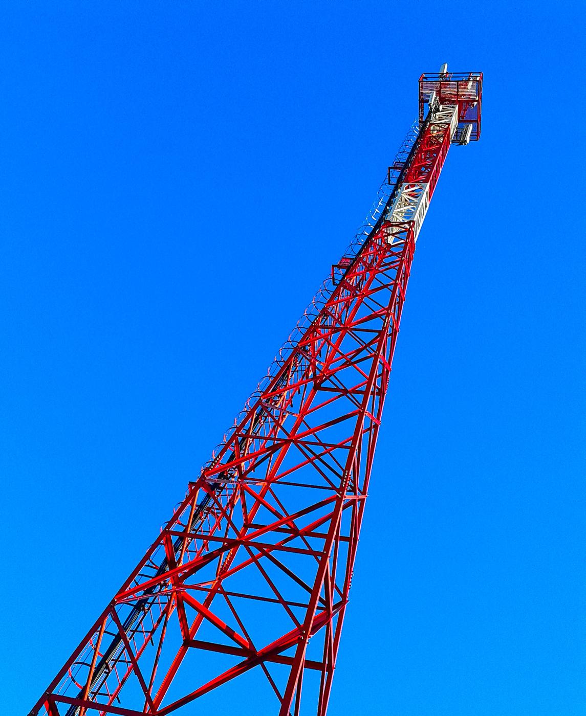 Картинка башня связи