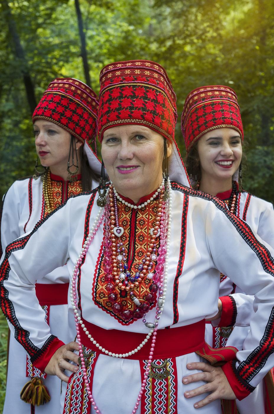 мордовский национальный костюм женский фото был признан