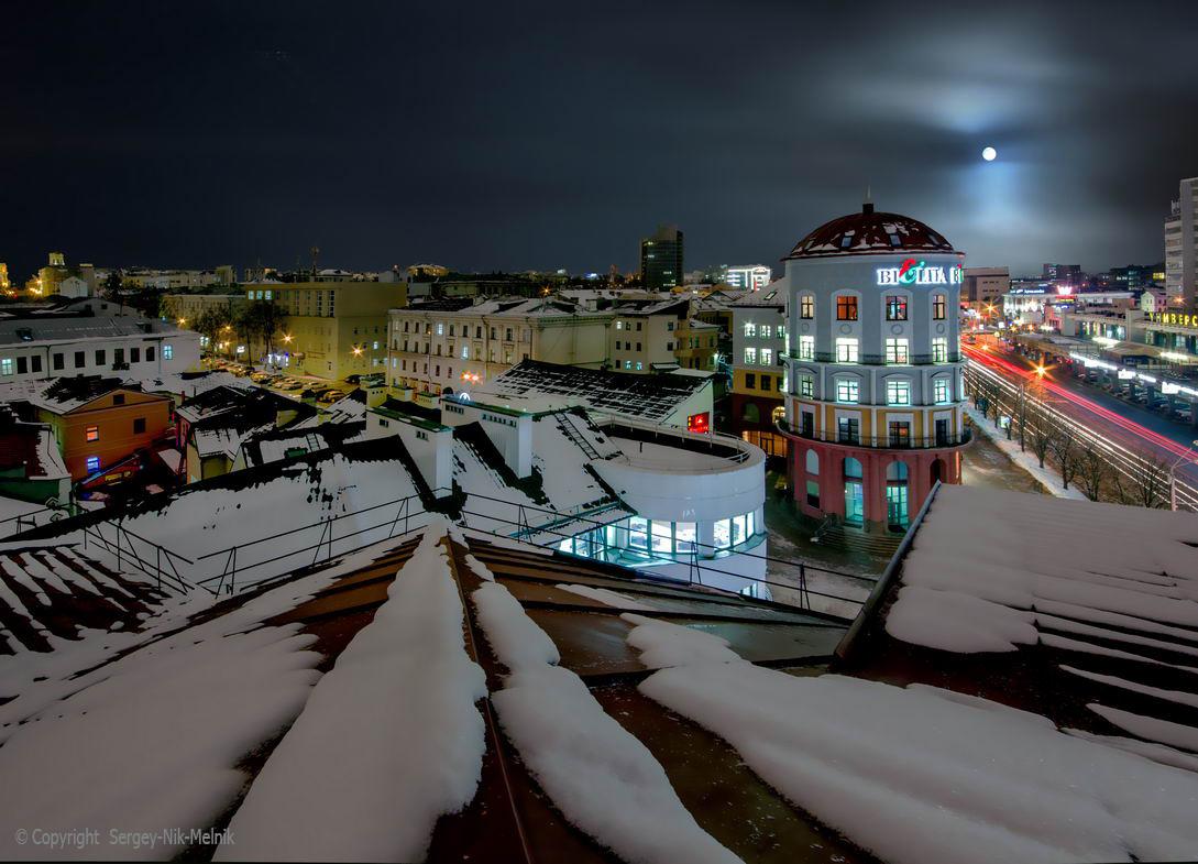 современный картинки города минска зима осень наверное все читающие