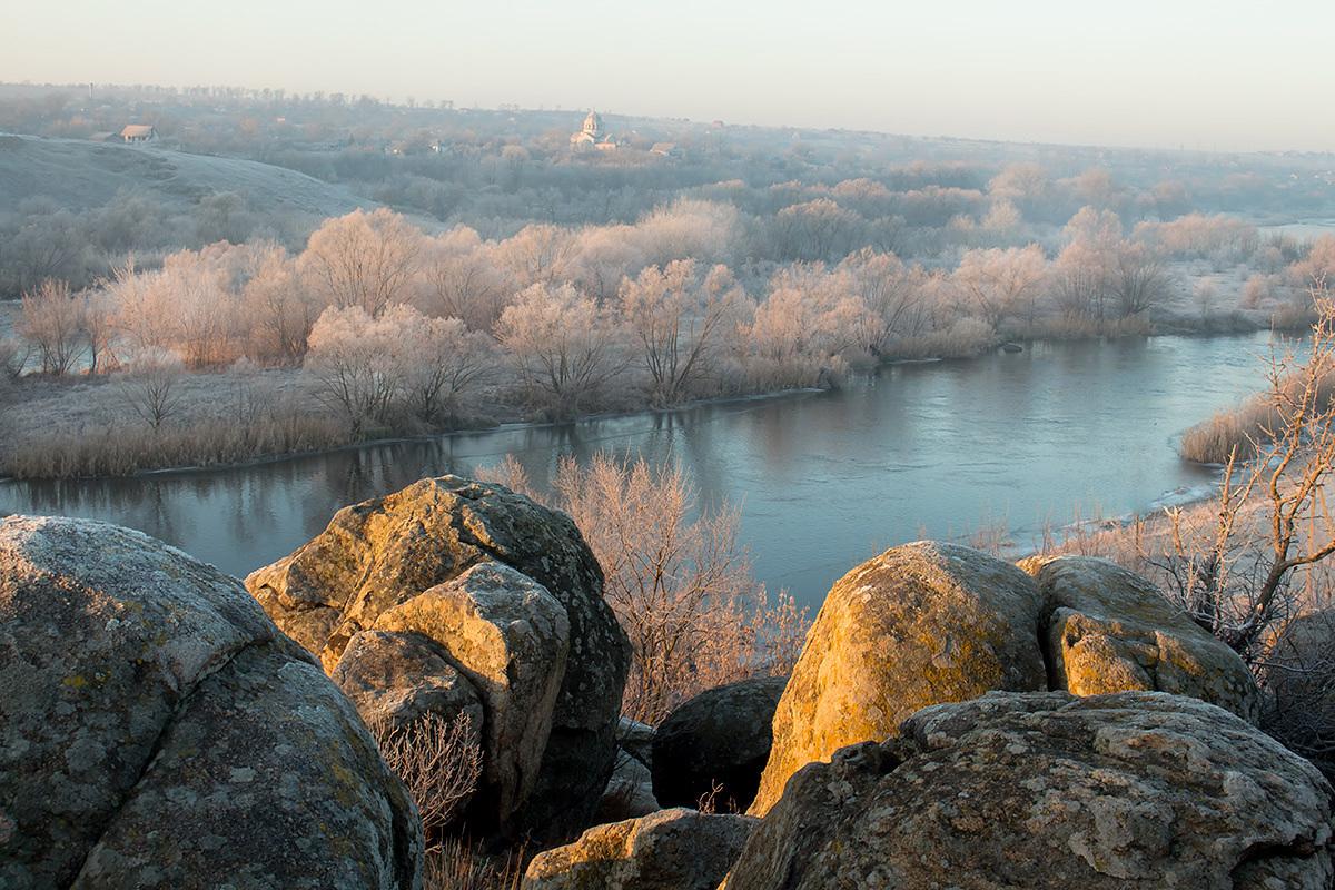 Южный буг река украины фото