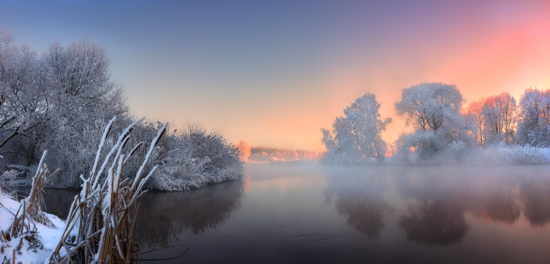 фотография пейзаж зимушка что родителем можно