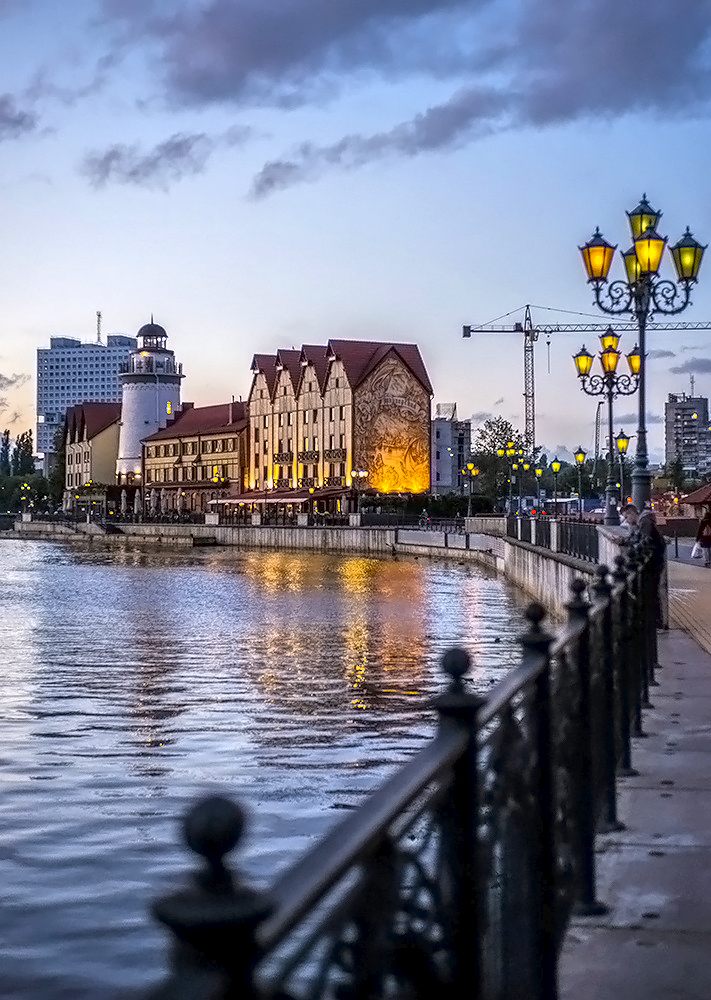 Красивые фотографии города калининграда