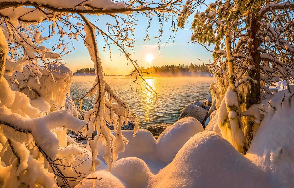 Военный картинки, картинки карелия зимой