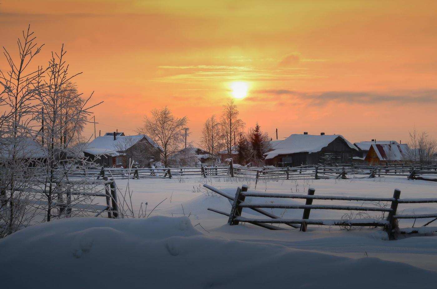 Зимняя деревня картинки, картинки ложками поздравление