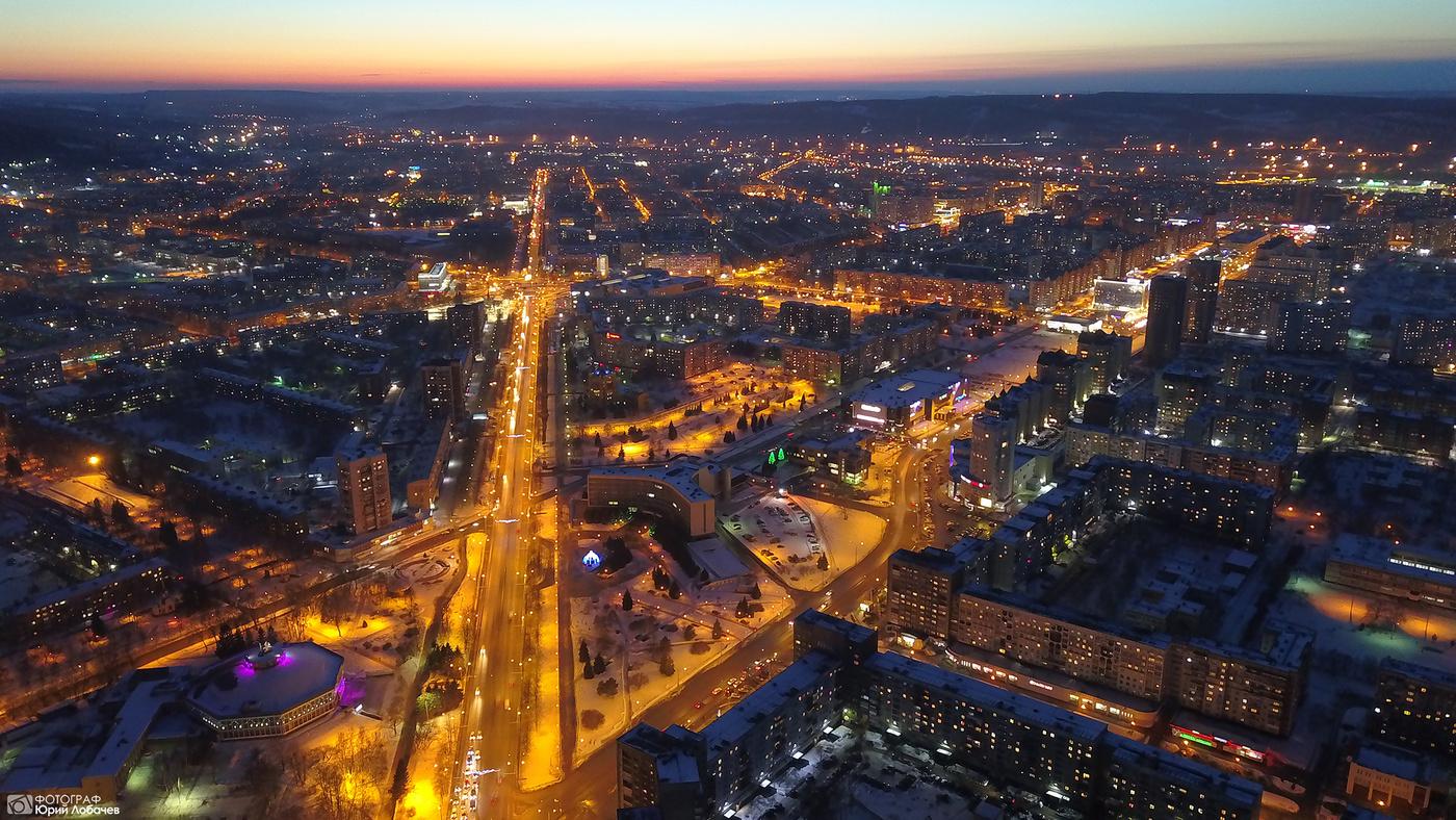 Картинка город новокузнецк