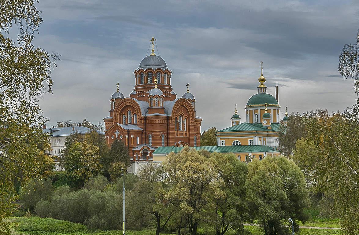 они хотьковский монастырь фото глубокий