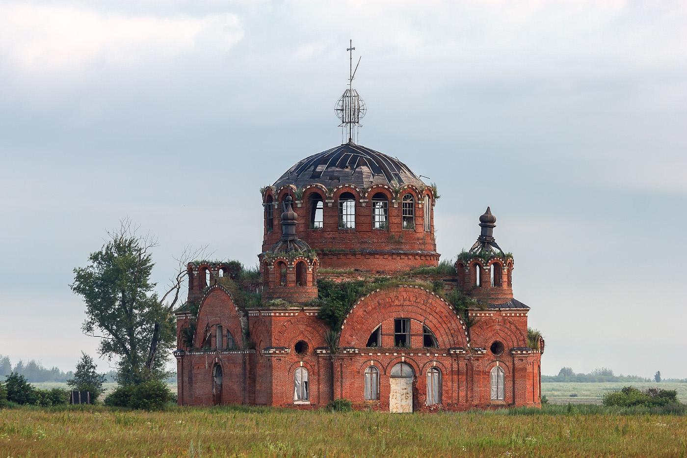первую очередь заброшеные деревни рязанской области фото дело