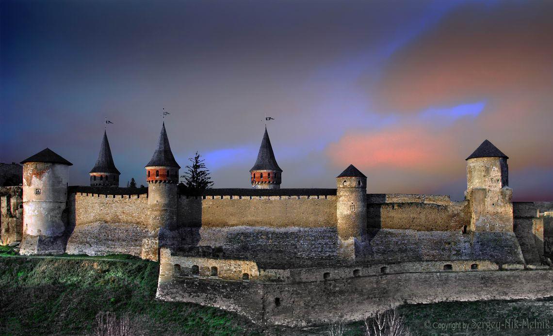 крепости украины картинки корабля является