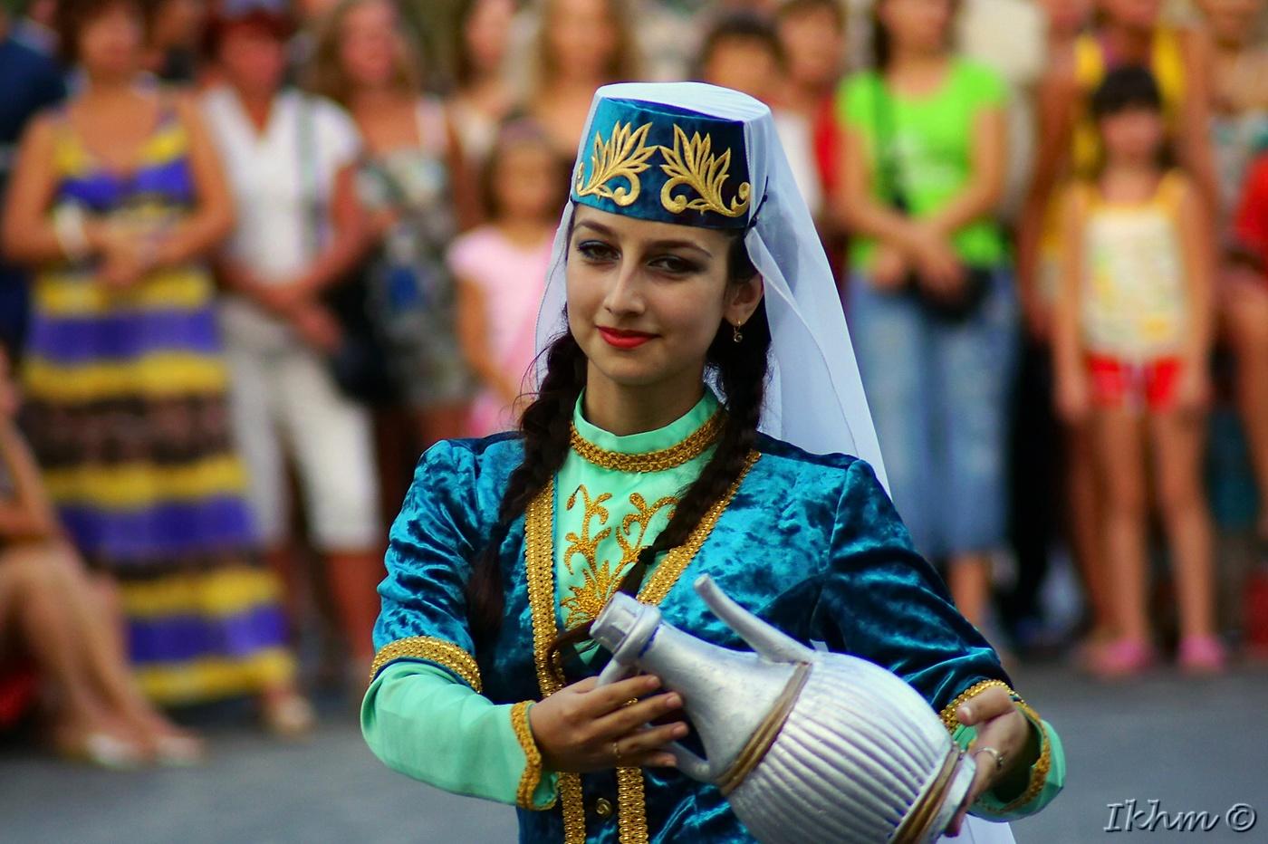 Крымский татарин красивый мужчина фото