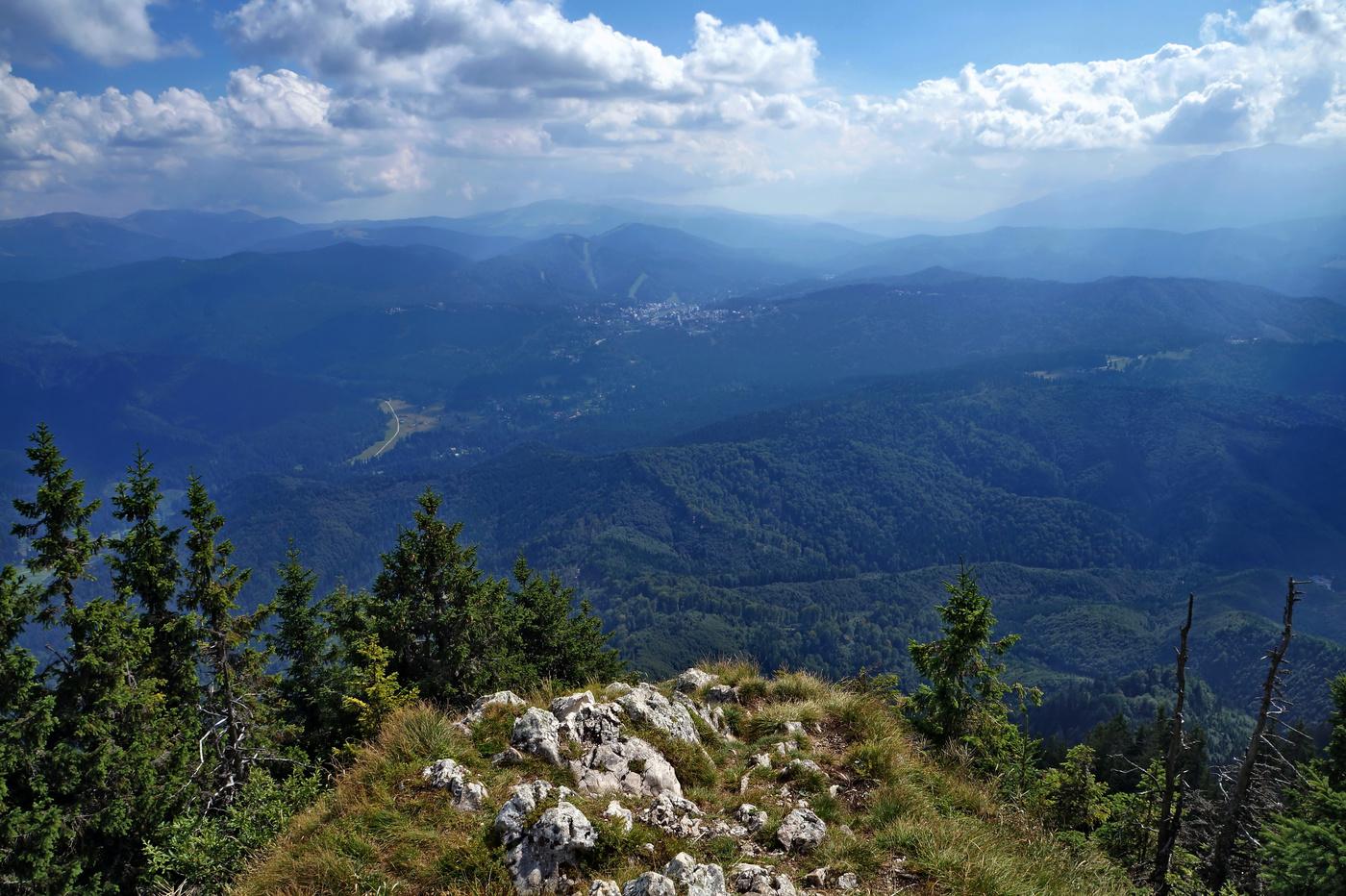 Картинки с карпатских гор