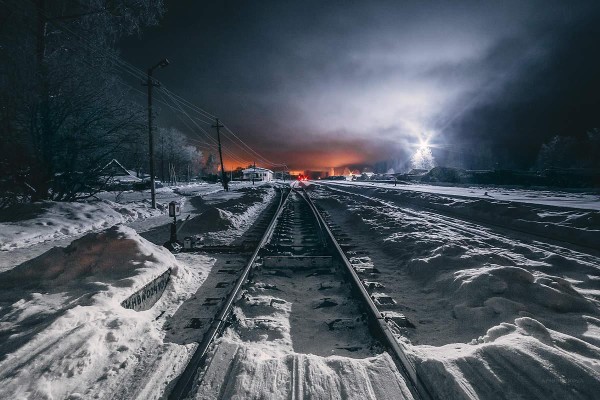 картинки станции зимой любит петь
