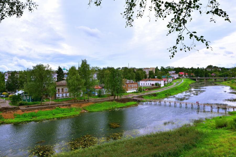 Картинки города кашин