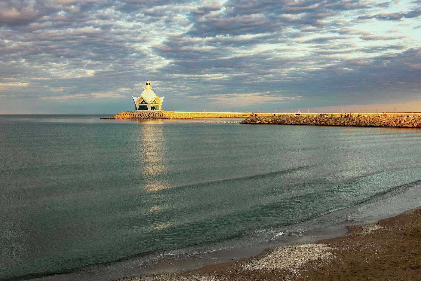 каспий море фото красноводск доска виды