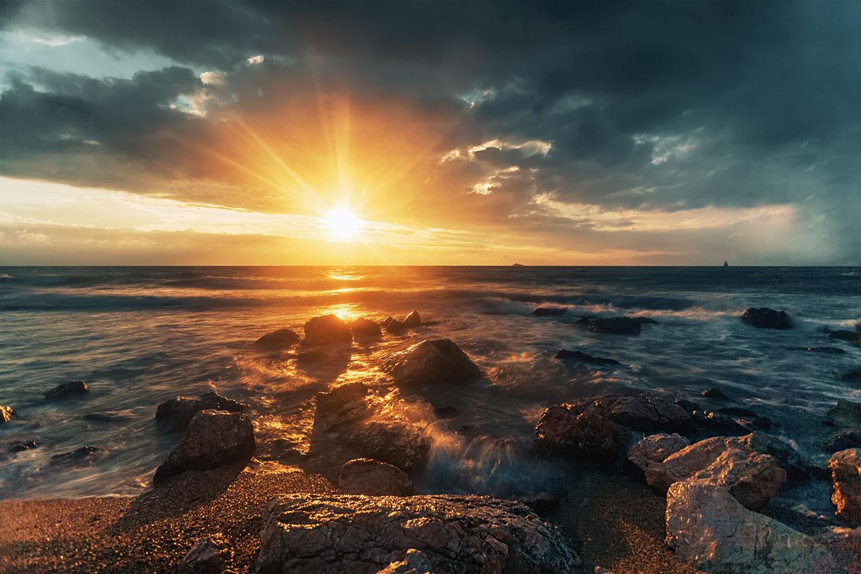 закат на море в крыму фото так маркируются