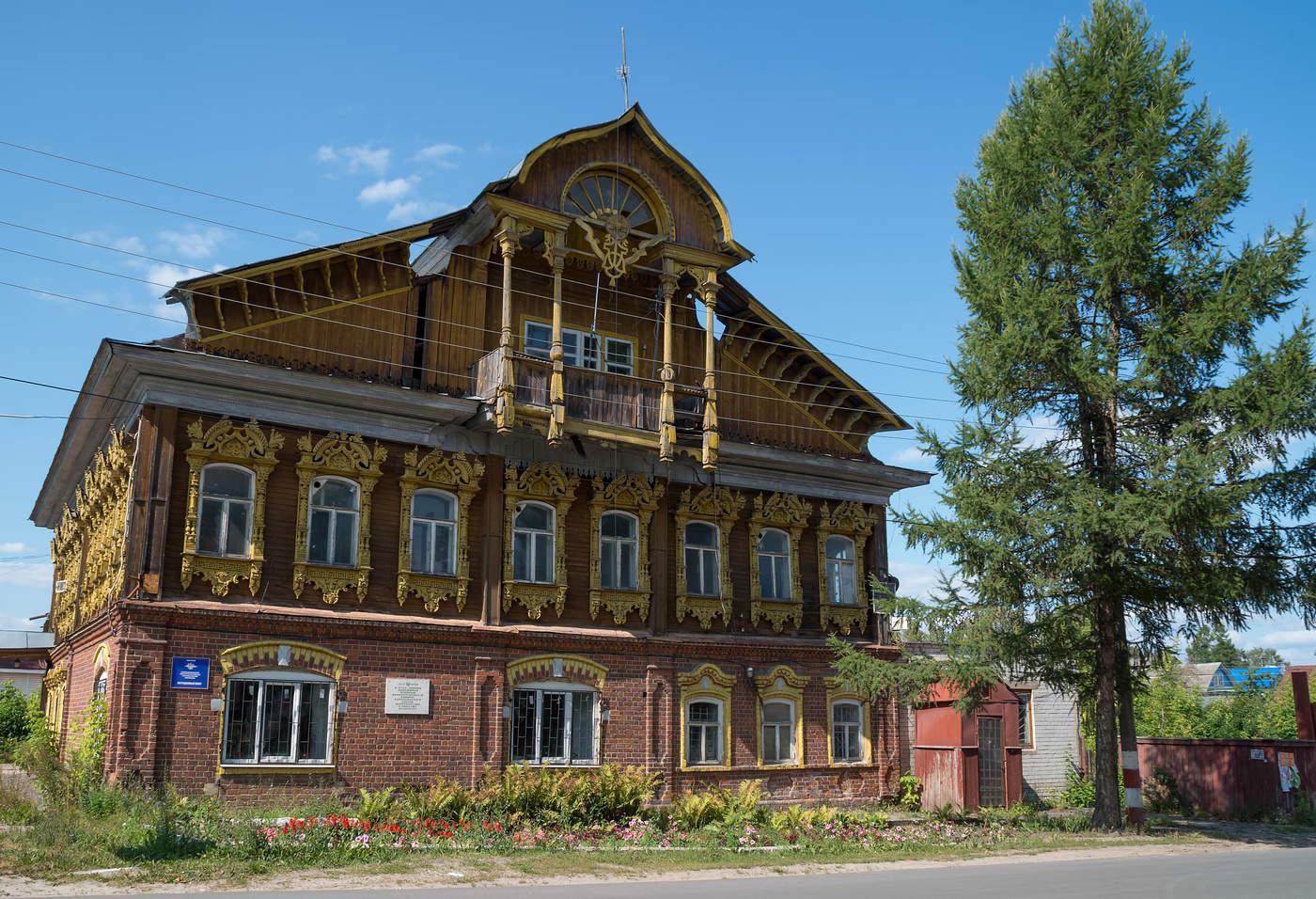 фото купеческих домов россии очень любят