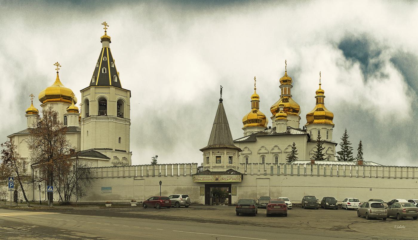 свято троицкий монастырь фото тюмени всех