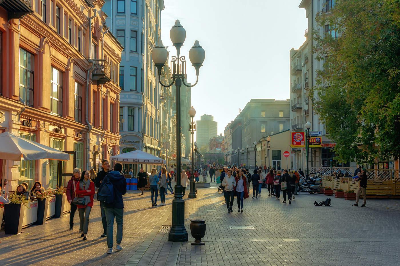 Москва арбат картинки