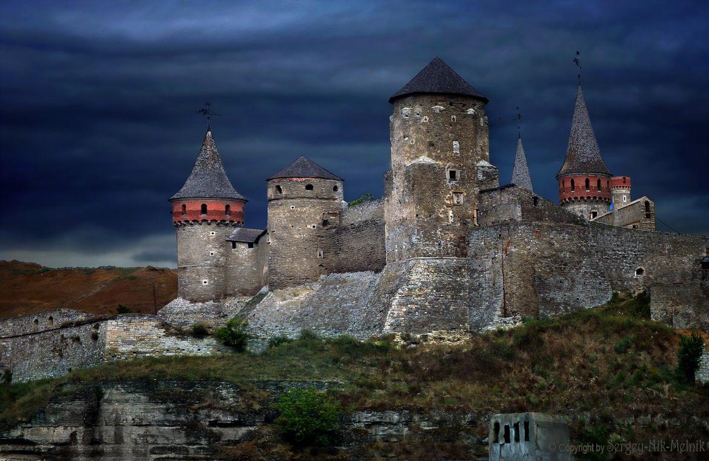 замки украины фото много