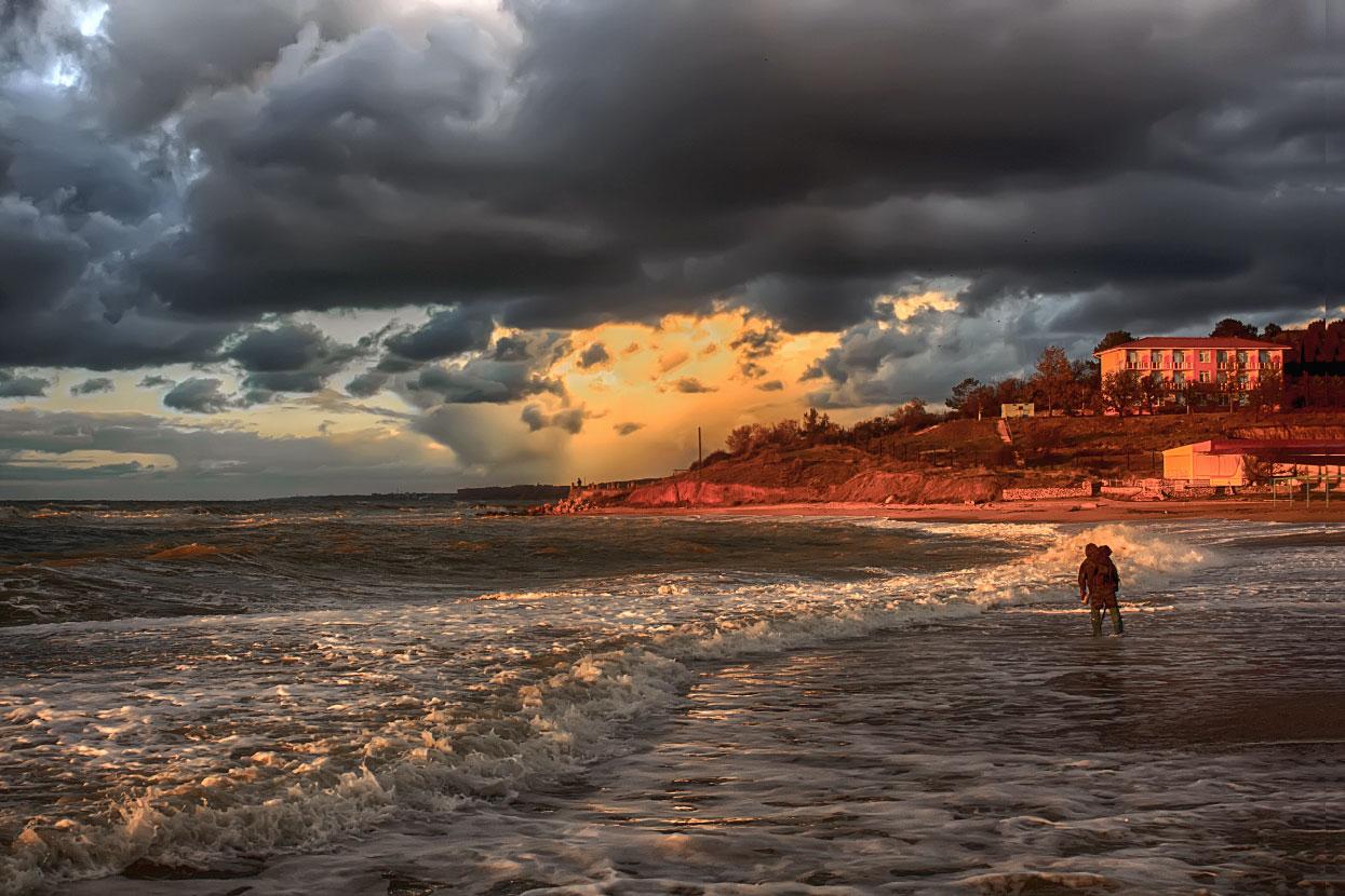Крым стихия сель фото правом