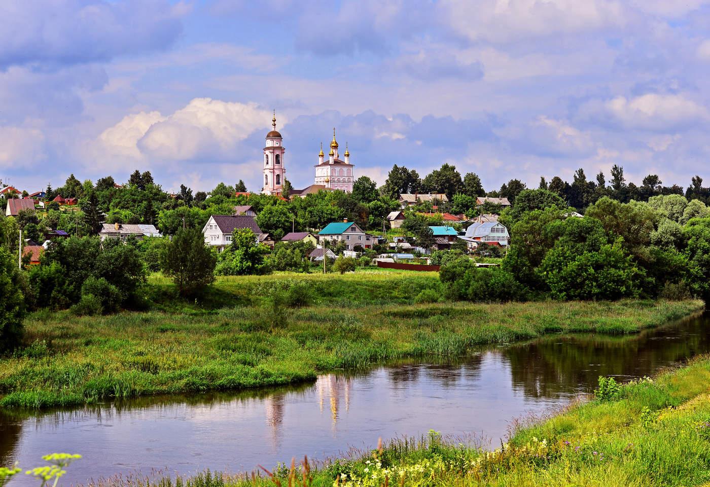картинки города боровска калужская область это