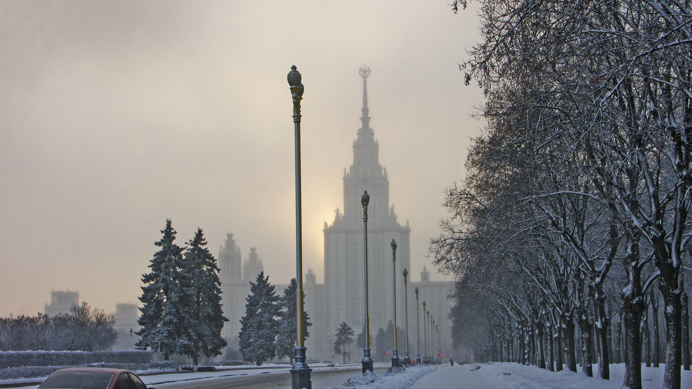 морозное утро в городе фото так каждой напишу
