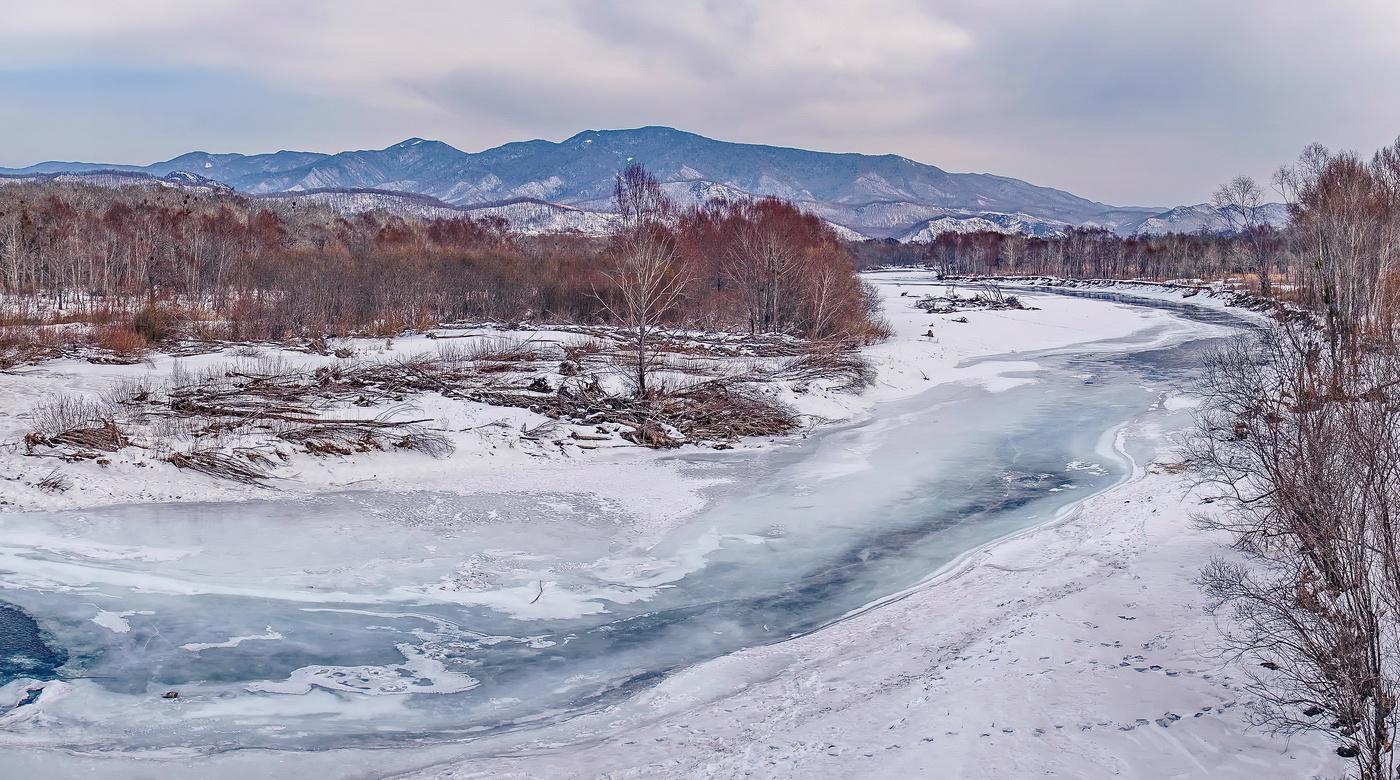 Фото горной речки поселок восток приморский край