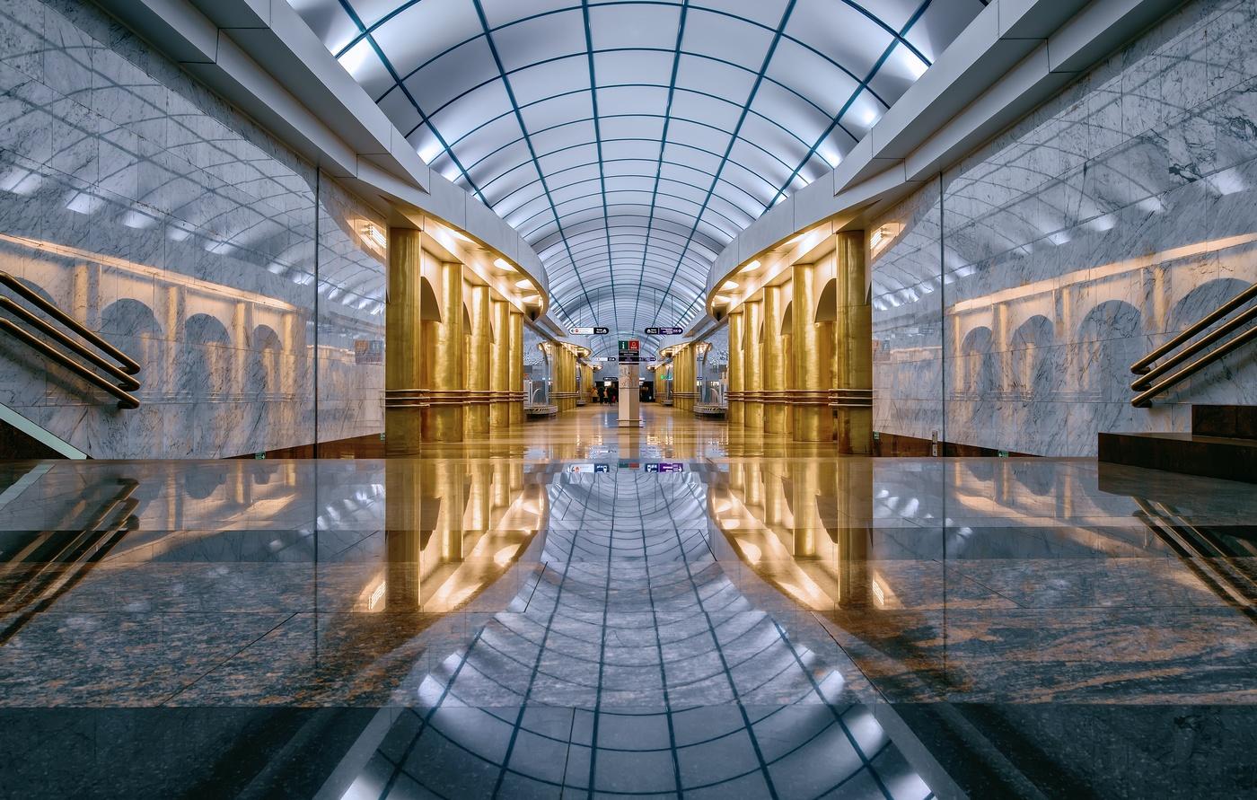санкт петербург метро московское фото многие стилисты предпочитают