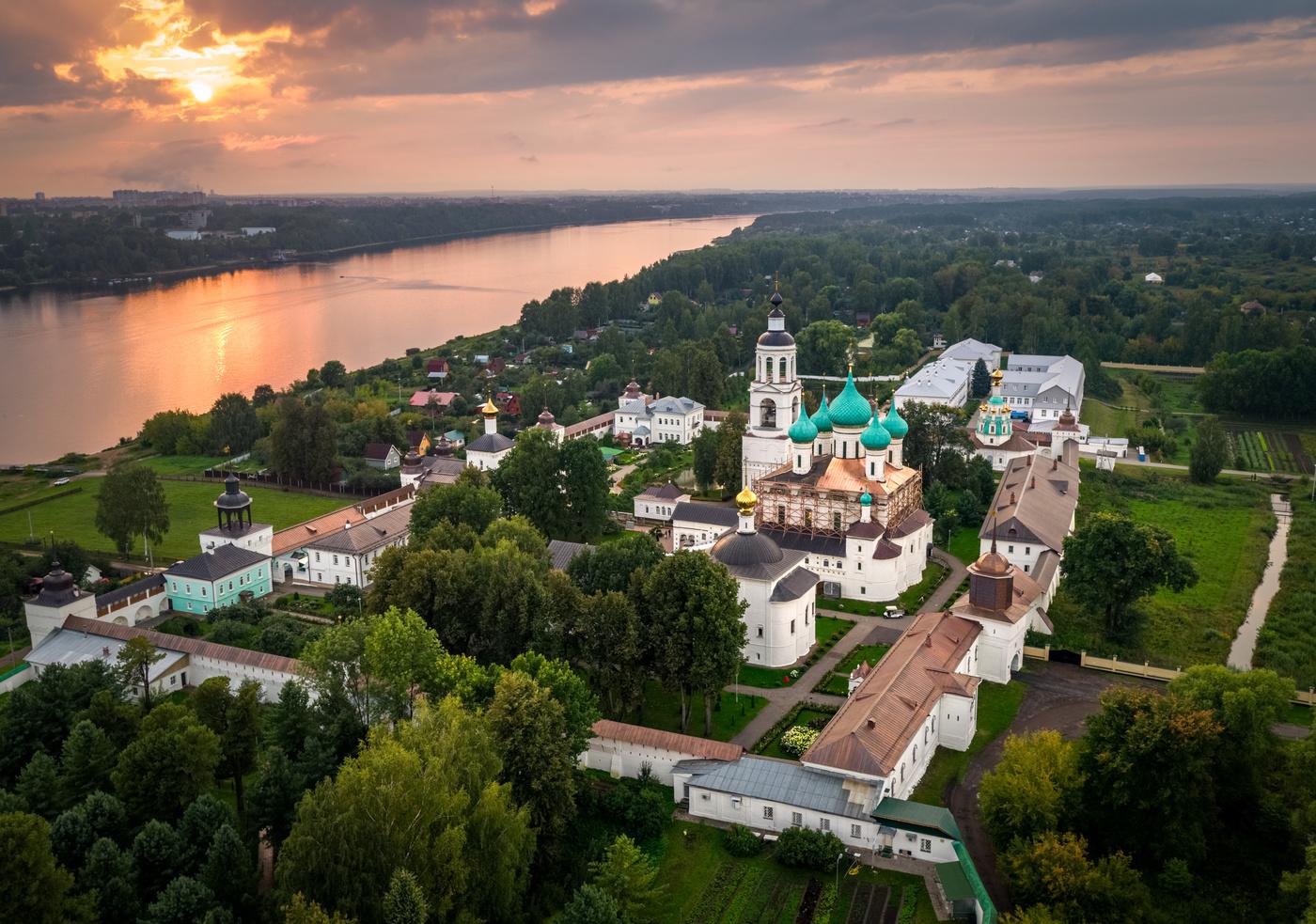 Чудеса Толгского монастыря