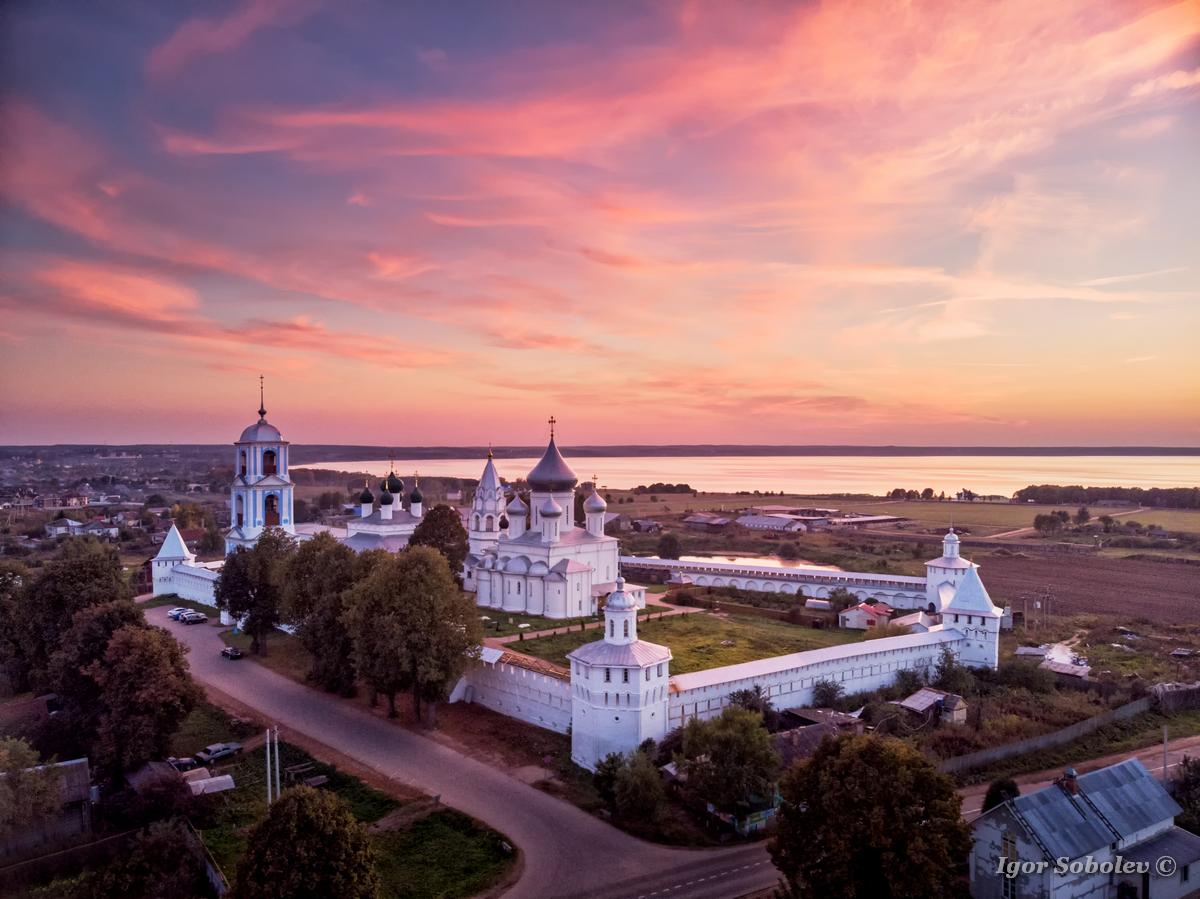 О городе переславль залесский с картинками том, что