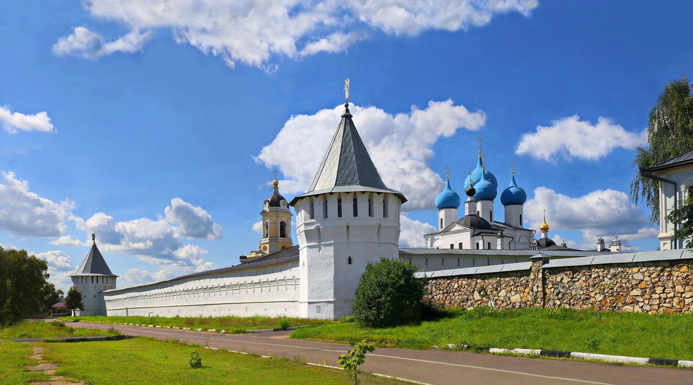 высоцкий монастырь серпухов фото месте зон