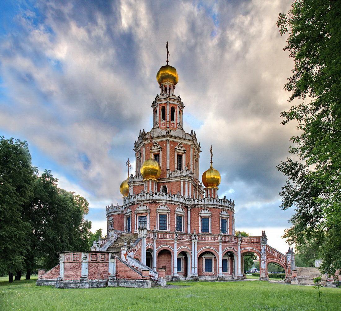 Церковь покрова богородицы картинки