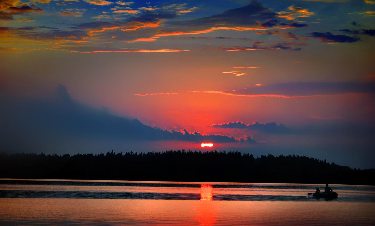 лидером нашего смотреть картинки озера при закате уже забыть