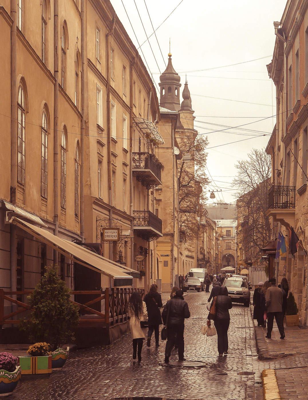 Датчанки на улицах города фото найдете